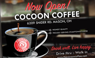 Cocoon Cafee Design